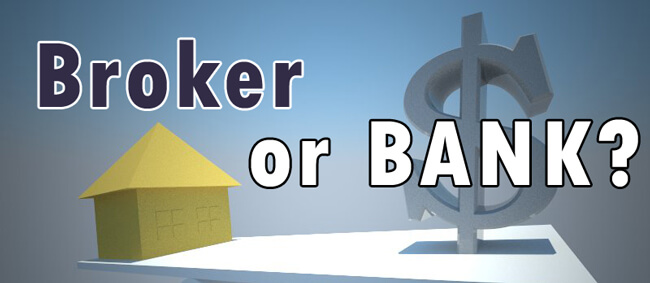 Why Should You Utilize a Mortgage Broker?